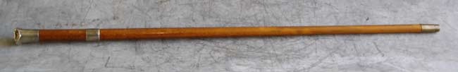 La canne épée avant réparation