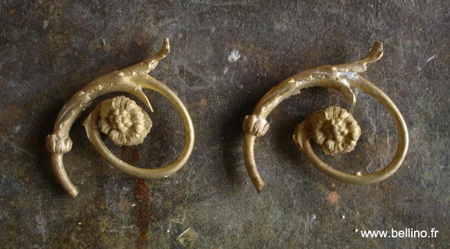 Les tirages en bronze