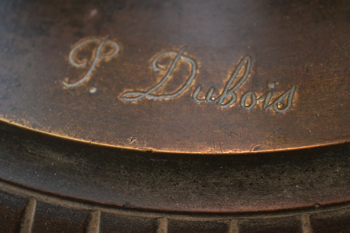 Signature de Paul Dubois.